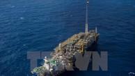 Toàn cảnh cơ sở lọc dầu ở Itaguai, cách Rio de Janeiro, Brazil khoảng 240km ngày 10/11. (Nguồn: AFP/ TTXVN)