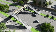 TP HCM xây thêm 6 cầu vượt bộ hành