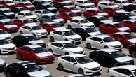 Hơn 1.000 ôtô nhập Thái Lan về Việt Nam giữa tháng 4