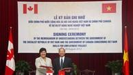 Ký kết biên bản  ghi nhớ dự án  Kỹ năng nghề nghiệp Việt Nam