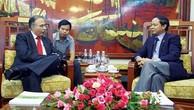 Tata Power muốn đầu tư sâu vào các dự án điện Việt Nam