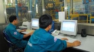 Dữ liệu thông tin về DNNN là nguồn lực quan trọng nhất quyết định hiệu quả giám sát. Ảnh: Lê Tiên
