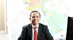 Ông Lê Hoàng Châu, Chủ tịch Hiệp hội Bất động sản TP.HCM.