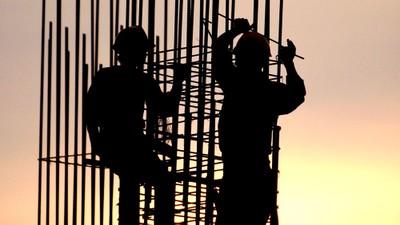 Thi công chậm tiến độ, Công ty TNHH Xây dựng Ánh Dương bị chấm dứt hợp đồng, phạt tiền và cấm tham gia hoạt động đấu thầu 1 năm. Ảnh: Tường Lâm