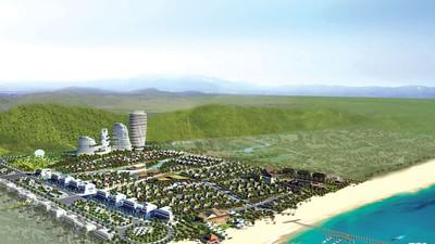 Khu du lịch nghỉ dưỡng Sunset Sanato tại Phú Quốc (Kiên Giang) là yếu tố tạo nên sức hấp dẫn của Công ty CP Chín Chín Núi