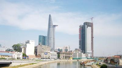 Một số dự án lớn tại TP.HCM như Saigon One Tower, V-Ikon, Chung cư cao ốc Hạnh Phúc sẽ được đấu giá trong tháng 9 - 10/2017. Ảnh: Tường Lâm