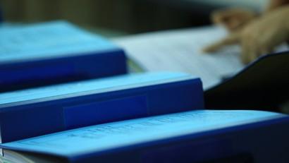 Ban QLDA quản lý thiên tai tỉnh Quảng Ngãi thừa nhận chưa nắm bắt đầy đủ quy định nên đã xảy ra việc thiếu HSMT bán cho các nhà thầu có nhu cầu. Ảnh: LTT