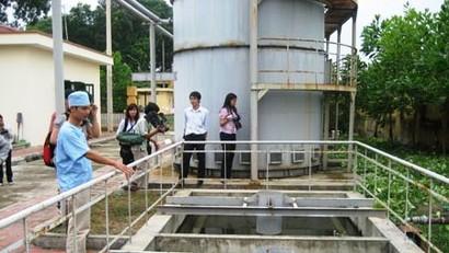 Đưa cơ chế đầu tư xử lý nước thải y tế vào Nghị định về PPP
