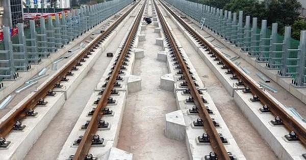 Tháng 10/2017 sẽ lắp đặt đường ray tuyến metro số 1