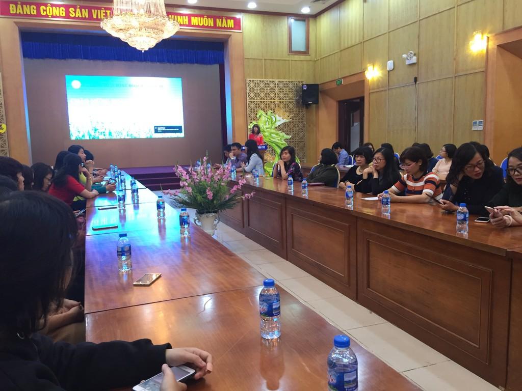 Công đoàn Bộ KH&ĐT kỷ niệm Ngày Phụ nữ Việt Nam 20/10 - ảnh 1
