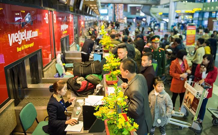 Vietjet tung nửa triệu vé từ 5.000 đồng bay thả ga đến hết năm gà