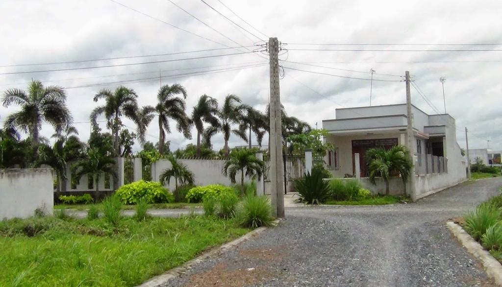 Đấu giá Lô đất tại thị xã Bình Long, tỉnh Bình Phước