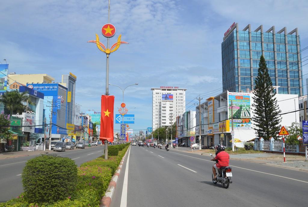 Đấu giá Quyền sử dụng đất và tài sản gắn liền với đất thành phố Thủ Dầu Một, tỉnh Bình Dương