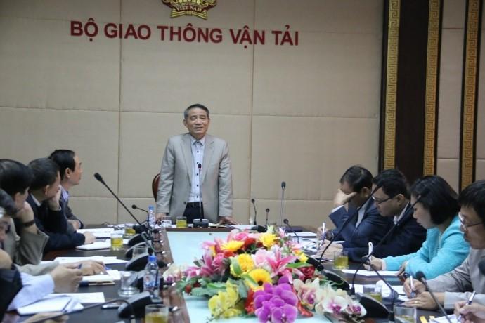 Bộ trưởng Trương Quang Nghĩa yêu cầu tổng hợp, báo cáo kết quả thi tuyển kiến trúc Nhà ga hành khách CHKQT Long Thành trình Chính phủ.