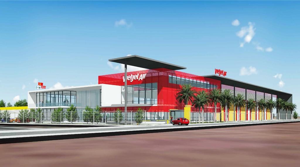 Vietjet đầu tư dự án Trung tâm Công nghệ Hàng không