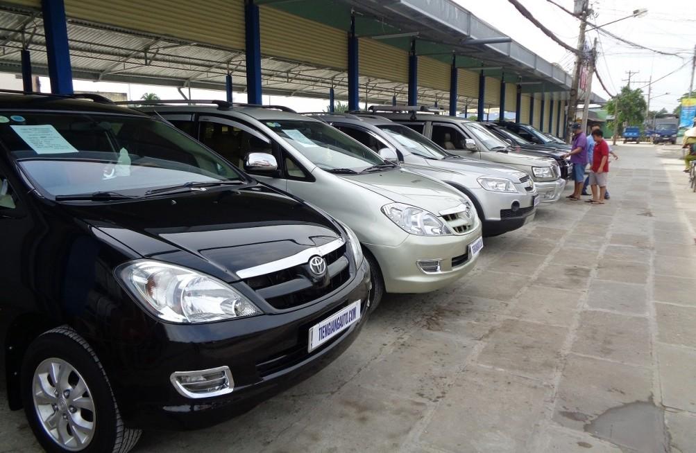 Đấu giá Xe ô tô đã qua sử dụng tại Cần Thơ