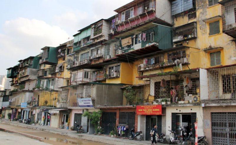 """Cải tạo chung cư cũ: """"Tối ưu nhất không nằm ở việc đưa ra tỷ lệ mà là cách thực hiện"""" - ảnh 1"""