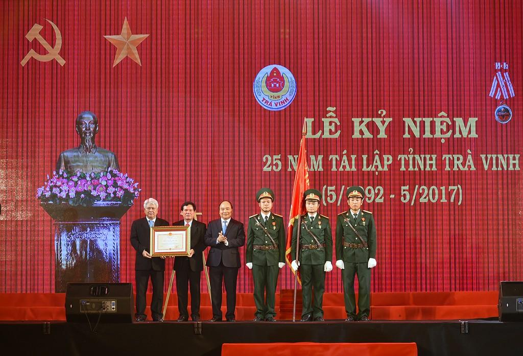 Thủ tướng chia sẻ quan điểm phát triển Trà Vinh - ảnh 2