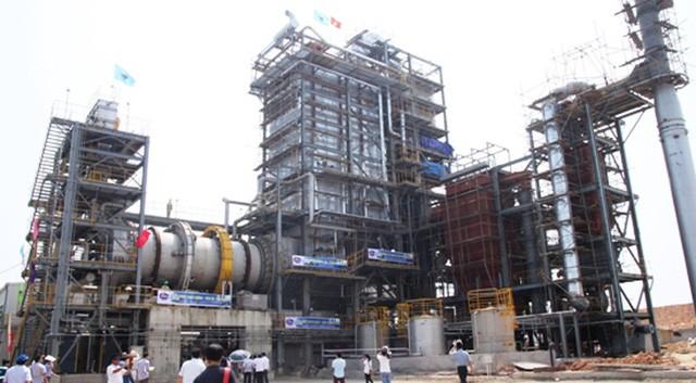Khánh thành nhà máy xử lý chất thải công nghiệp phát điện đầu tiên của Việt Nam