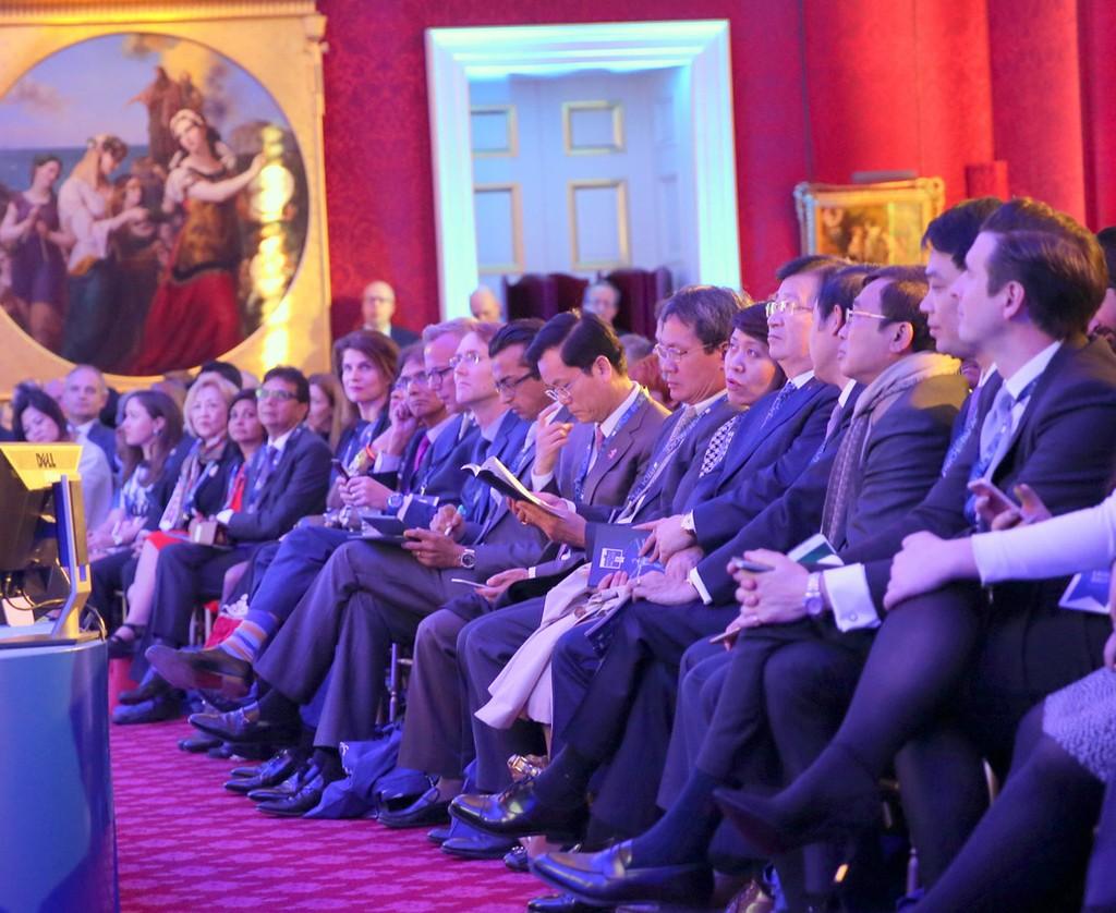Chuyến thăm Anh thành công của Phó Thủ tướng Trịnh Đình Dũng - ảnh 5