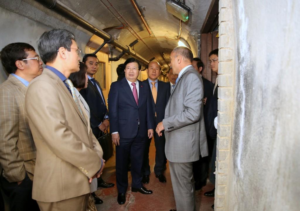 Chuyến thăm Anh thành công của Phó Thủ tướng Trịnh Đình Dũng - ảnh 6