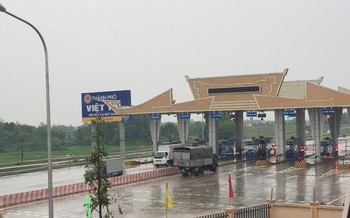 Thời gian thu phí hoàn vốn cầu Việt Trì mới 19 năm 3 tháng.