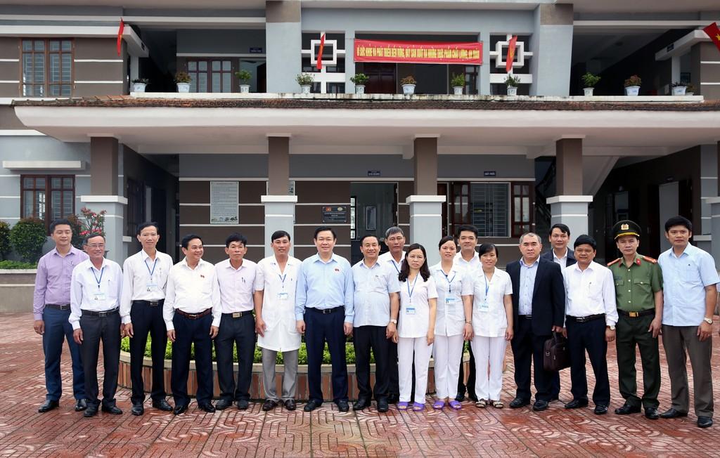 Phó Thủ tướng Vương Đình Huệ thăm nông thôn mới kiểu mẫu Hà Tĩnh - ảnh 5