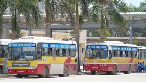 """Thanh tra Chính phủ đã có kết luận về tố cáo """"gian lận hồ sơ"""" đấu thầu cung cấp dịch vụ xe buýt ở Hà Nội."""