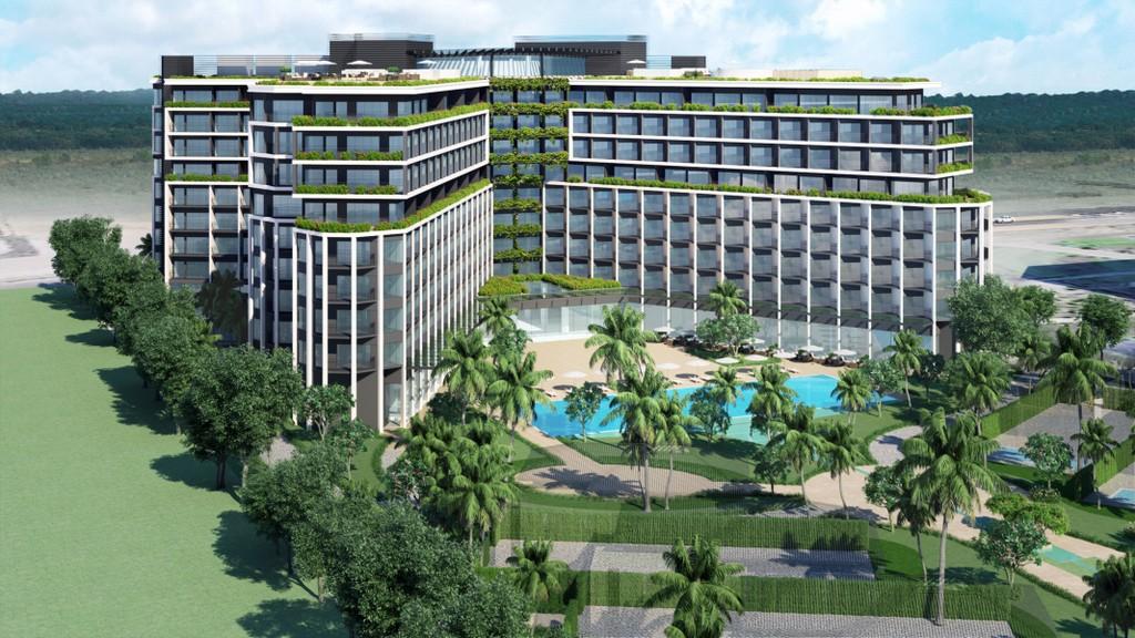 Phối cảnh dự án Sonasea Condotel & Villas tại Bãi Trường (Phú Quốc).