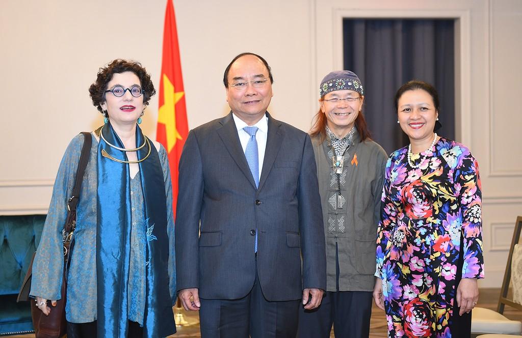 Thủ tướng tiếp một số doanh nhân, trí thức gốc Việt tại Hoa Kỳ - ảnh 2