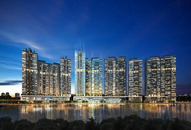 Dự án The View - Riviera Point tại quận 7 sẽ cung cấp ra thị trường hơn 600 căn hộ trong thời gian tới.