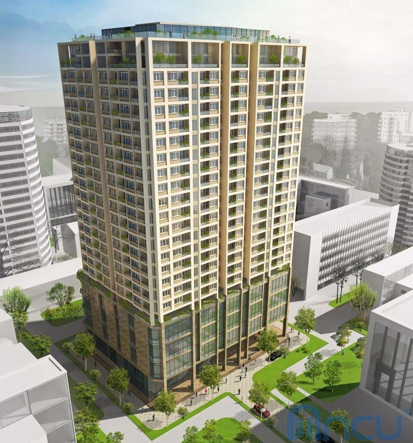 Tiếp tục sai phạm dự án Mỹ Sơn Tower bị đề xuất xử phạt 1,5 tỷ đồng, tước quyền sử dụng GPXD - ảnh 2