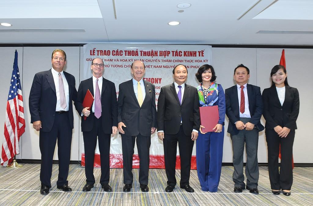 Thủ tướng chứng kiến doanh nghiệp Việt Nam, Hoa Kỳ trao văn kiện hợp tác nhiều tỷ USD - ảnh 3