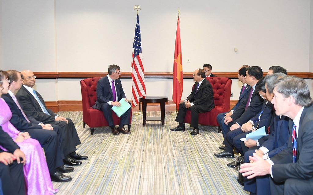 Thủ tướng chứng kiến doanh nghiệp Việt Nam, Hoa Kỳ trao văn kiện hợp tác nhiều tỷ USD - ảnh 4
