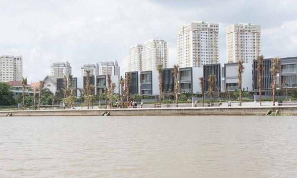 Cận cảnh dự án biệt thự Thảo Điền Sapphire xây sai phép bị phạt 1 tỷ đồng - ảnh 4