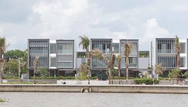 Cận cảnh dự án biệt thự Thảo Điền Sapphire xây sai phép bị phạt 1 tỷ đồng - ảnh 5