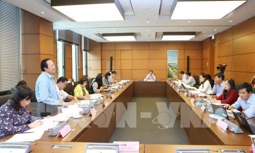 Kỳ họp thứ 3, Quốc hội khóa XIV: Tăng cường bảo vệ rừng và các nguồn lợi thủy sản - ảnh 1