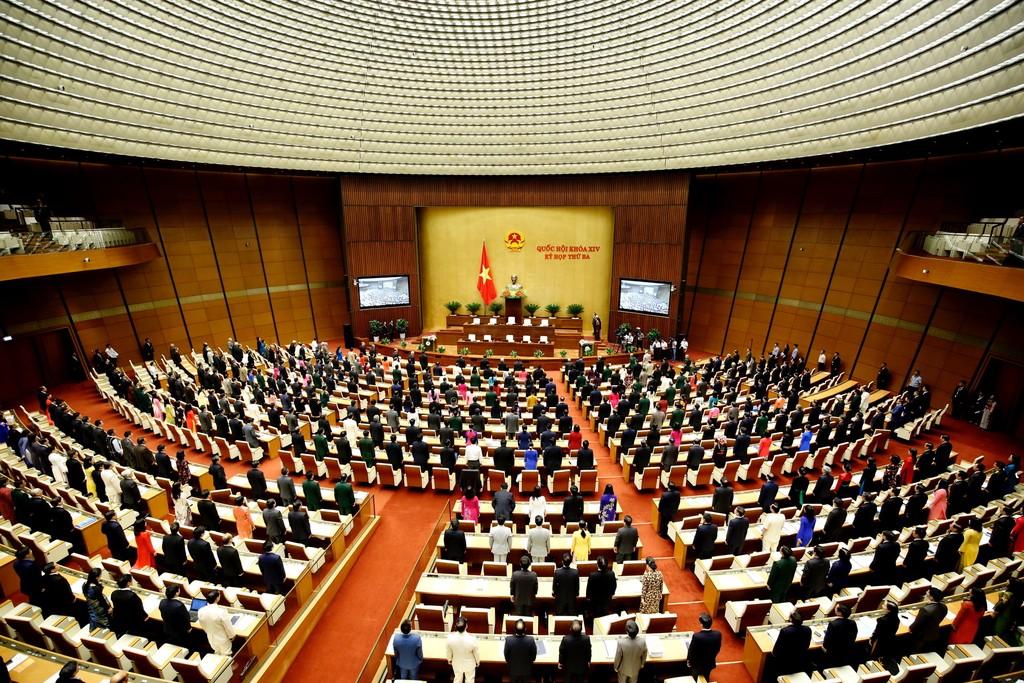Quốc hội thảo luận về KT-XH và NSNN - ảnh 2