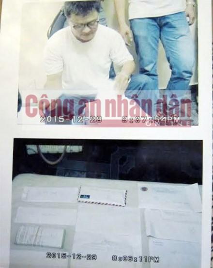 Nhân viên hải quan 5 ngày nhận hối lộ gần 1 tỉ đồng bị truy tố ra tòa - ảnh 1