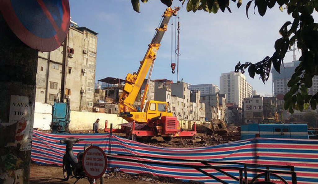 Kiểm toán quản lý đất đai nhiều dự án lớn