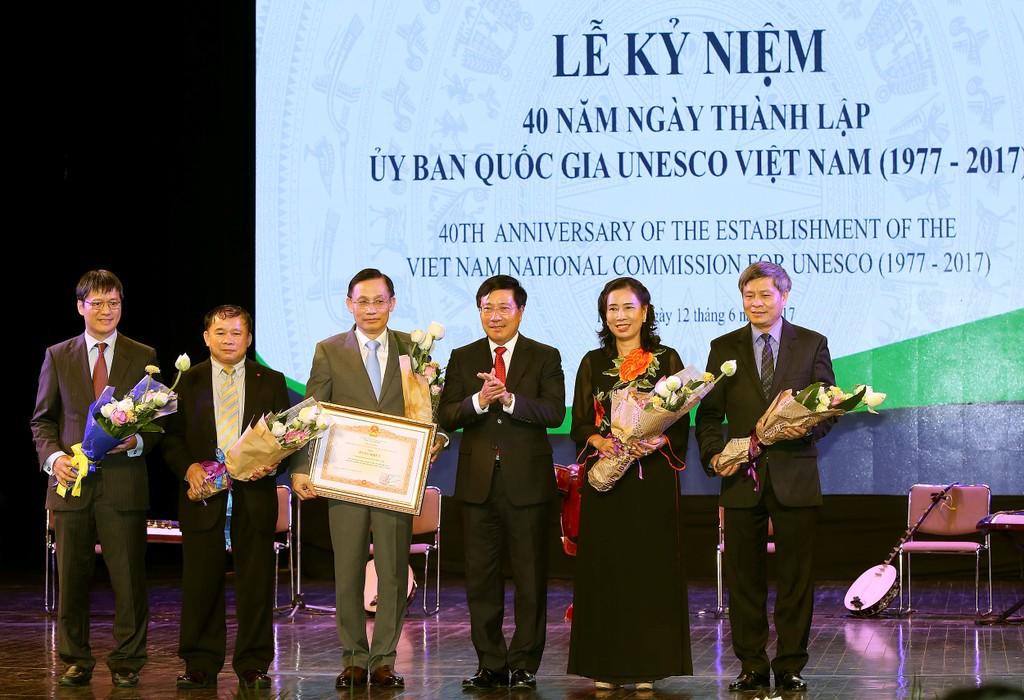 Công tác UNESCO góp phần nâng cao vị thế, sức mạnh mềm của Việt Nam - ảnh 1