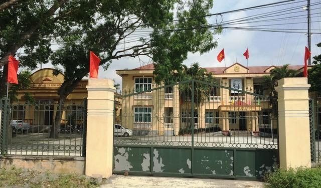 Trụ sở UBND xã Đồng Hóa, huyện Kim Bảng, tỉnh Hà Nam
