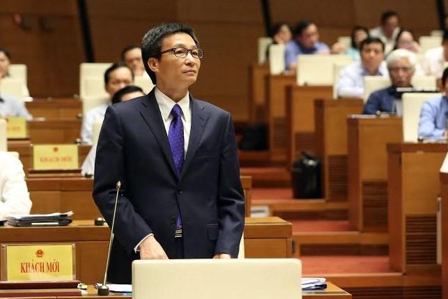 Toàn cảnh Bộ trưởng Nguyễn Ngọc Thiện trả lời chất vấn - ảnh 2