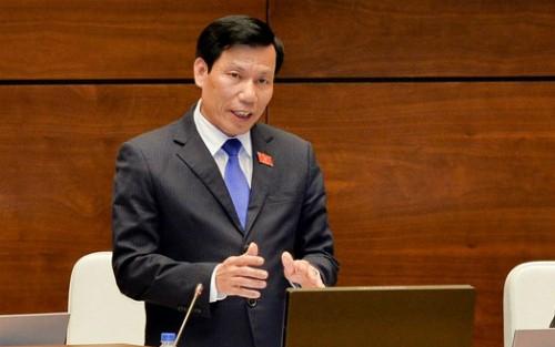 Toàn cảnh Bộ trưởng Nguyễn Ngọc Thiện trả lời chất vấn - ảnh 3