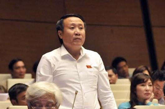 Toàn cảnh Bộ trưởng Nguyễn Chí Dũng trả lời chất vấn - ảnh 5
