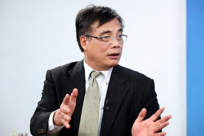 PGS. TS. Trần Đình Thiên, Viện trưởng Viện Kinh tế Việt Nam. Ảnh Internet