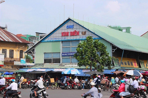 Chợ hóa chất Kim Biên đang trở thành điểm nhức nhối của TP,HCM đe dọa an toàn PCCC