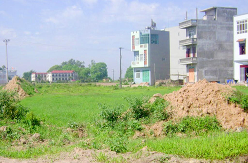 Năm 2016, Hà Nội đã thu hồi đất của hơn 869 dự án, công trình. Ảnh minh họa