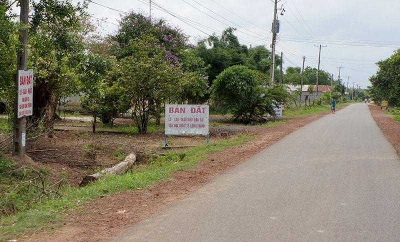"""Thị trường BĐS Đồng Nai bất ngờ """"đìu hiu"""", người mua nhà """"tháo chạy""""."""