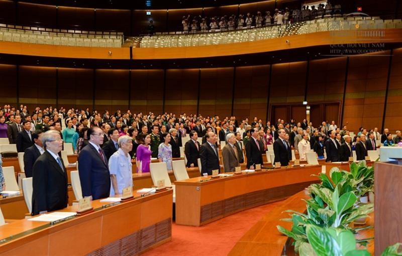 Bế mạc Kỳ họp thứ 3, Quốc hội khóa XIV - ảnh 2